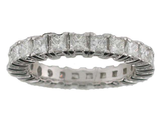 Princess 2.25ct Eternity LR002883