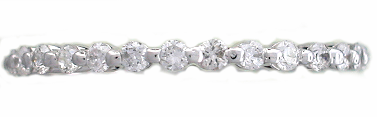 Round 0.47ct Eternity LR003642