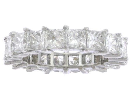 Princess 7.22ct Eternity LR076380