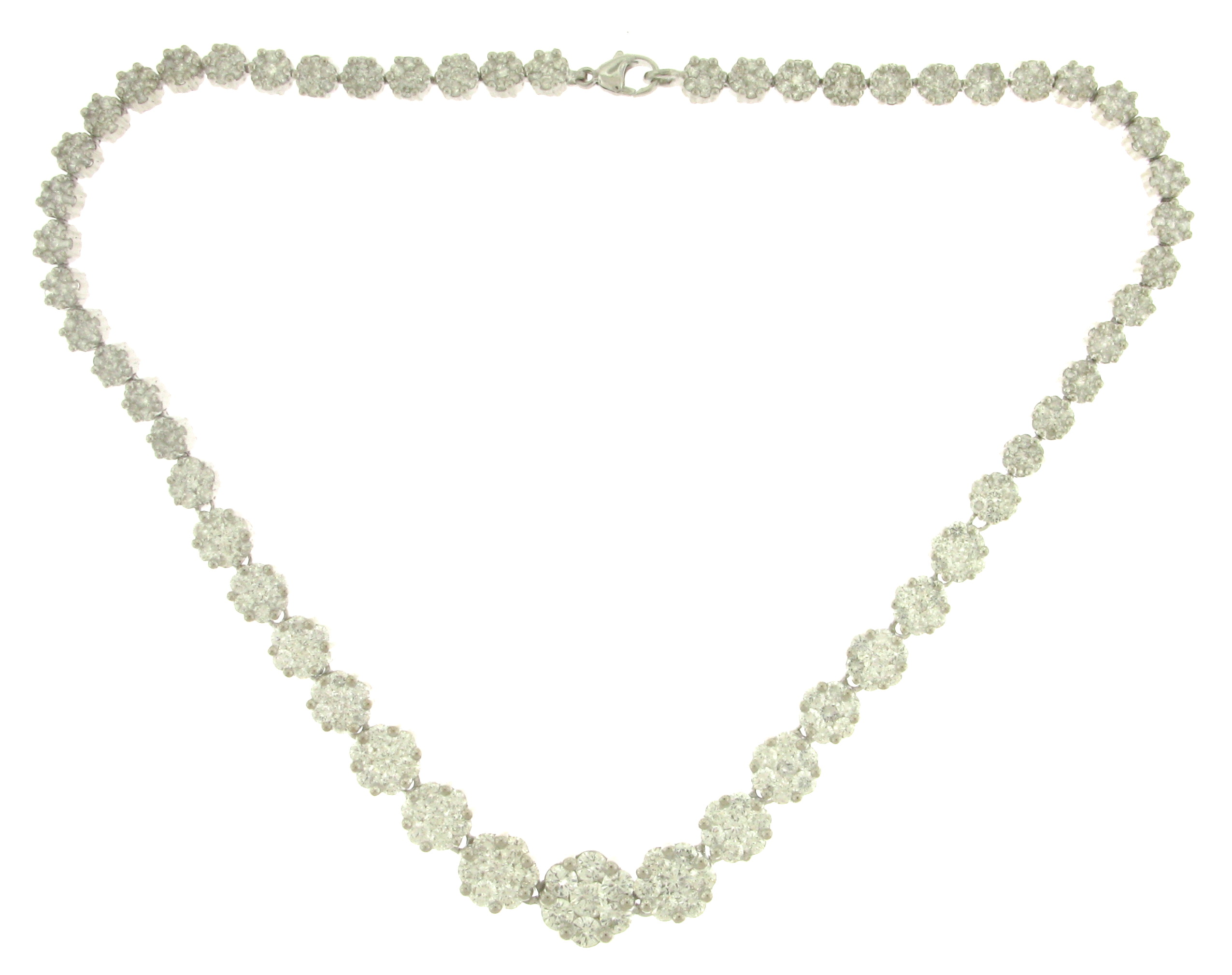 NEC063067 Diamond Lux Necklace